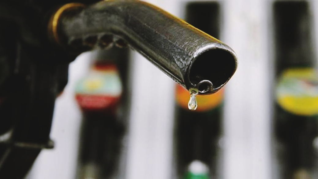 A Fuel Dispenser for Retailing Petroleum Products
