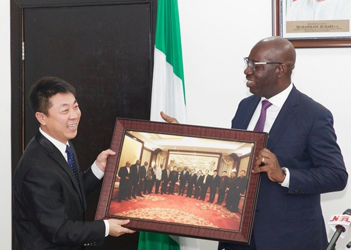 Chinese Company to Develop Benin Industrial Park