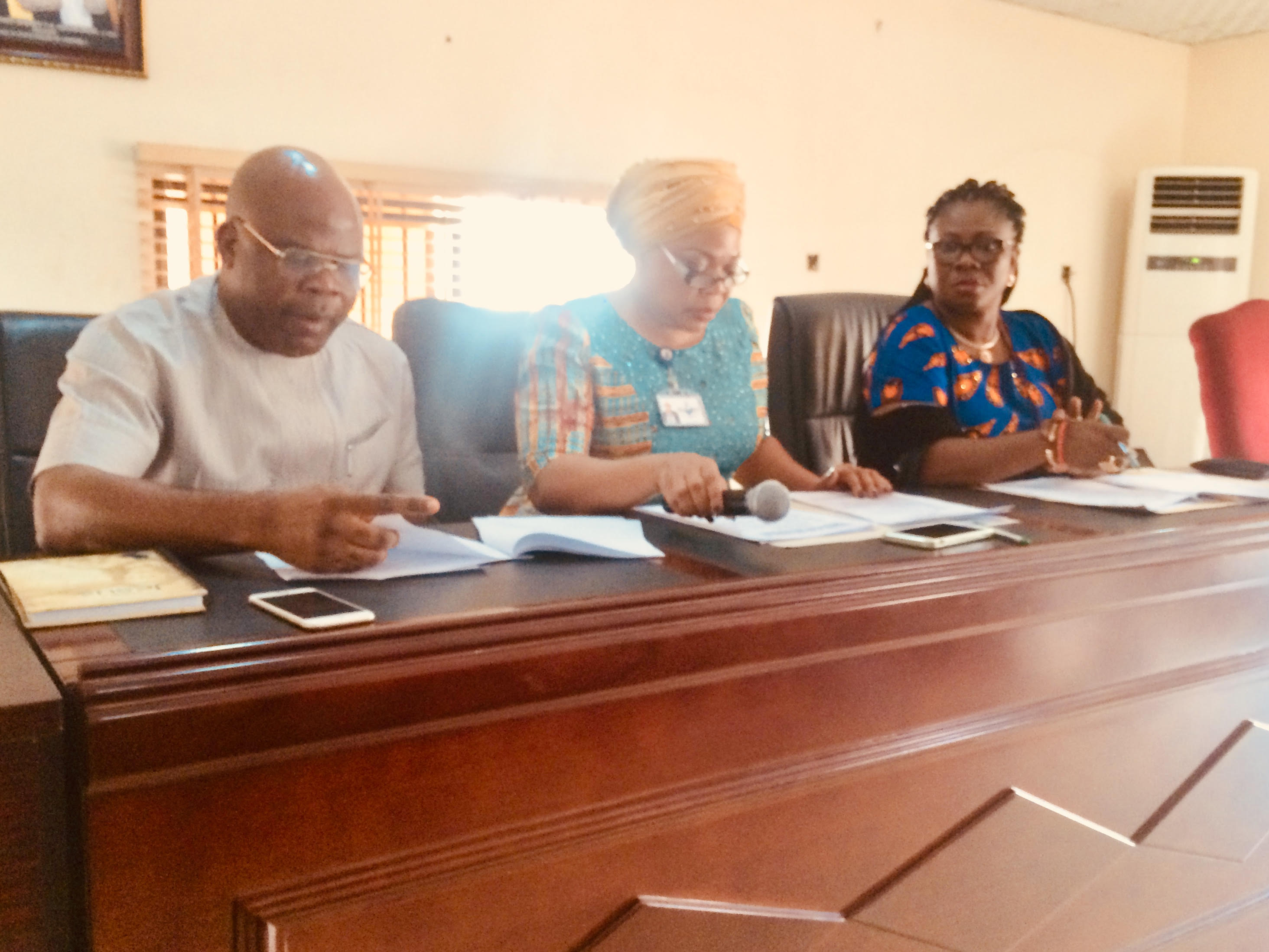 Delta State House of Assembly Committee on Education