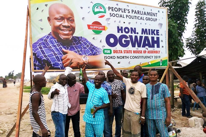 People's Parliament Social Group in Support of Mike Ogwah and Emmanuel Uduaghan