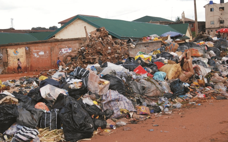 Indiscriminate Refuse and Waste Disposal