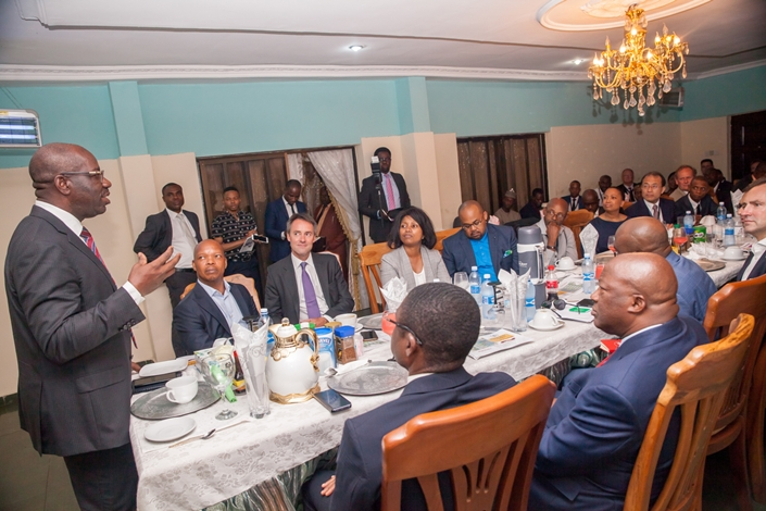 Obaseki Hosts Global Auto Makers for Benin Auto Park Project