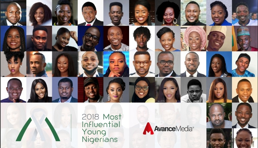 100 Most Influential Young Nigerians