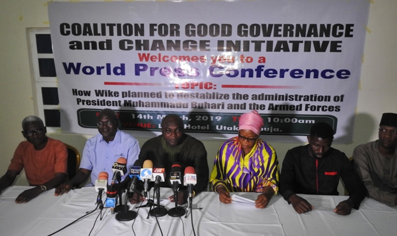 Coalition for Good Governance and Change Initiative