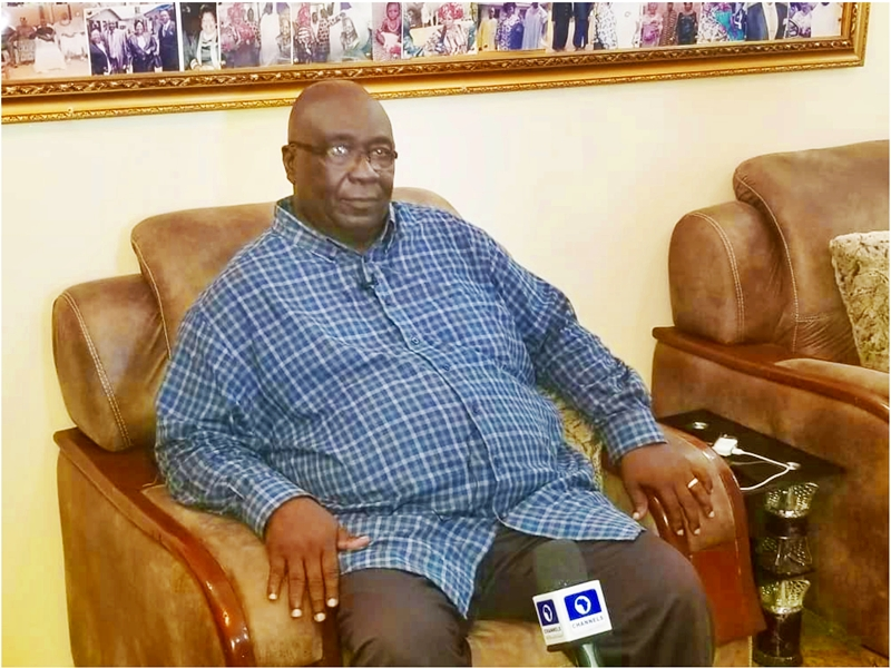 A chieftain of the All Progressives Congress (APC) in Edo State and former National Vice-Chairman of the Action Congress of Nigeria (ACN), Prince Austin Eweka.