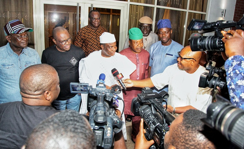 PDP Governors Commend Wike