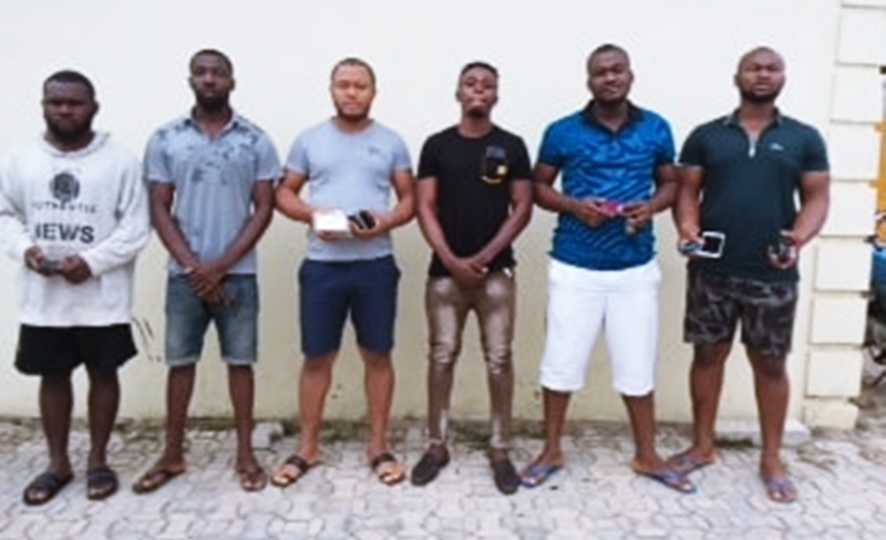 Suspected ATM Fraudsters Arrested by EFCC