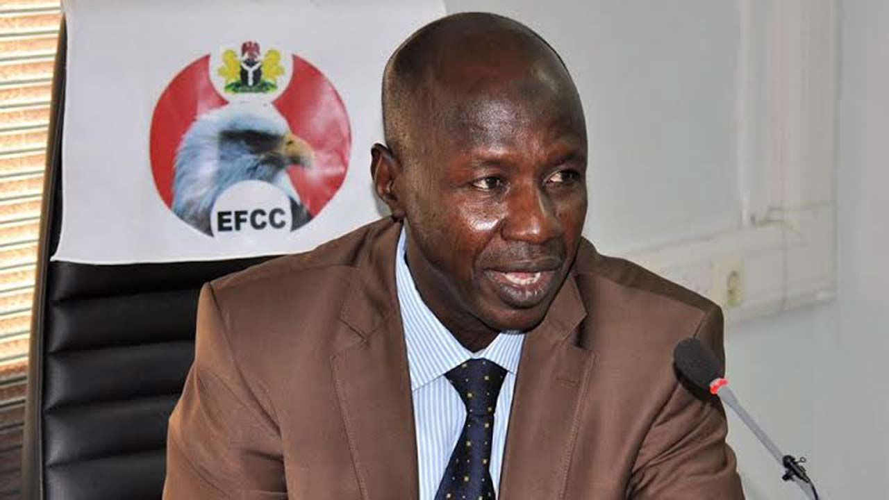 Ibrahim Magu, Acting Chairman of the Economic and Financial Crimes Commission (EFCC)