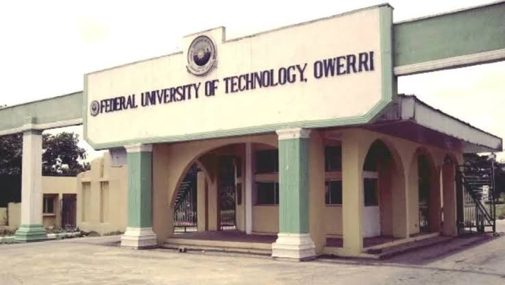 Federal University of Technology Owerri (FUTO), Imo State